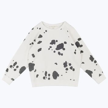 Spot Printed Shrunken Sweatshirt | Marc Jacobs