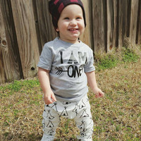 Custom Mickey Mouse Toddler Shirt - Vinyl - Heat Pressed - 1st Birthday - First Birthday - Teepee