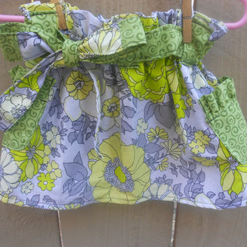 Toddler skirt with matching belt size 2t
