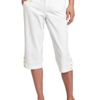 Dockers Women`s Petite The Soft Capri Pant $26.99