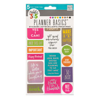 Neon Create 365 Happy Planner Basics Stickers | Hobby Lobby | 1332790