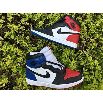 Air Jordan 1 ¡°Top 3¡± Men Women Sneaker size 36-47