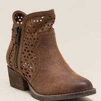 Not Rated Etta Ankle Boot