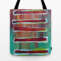 Sections Tote Bag by Sophia Buddenhagen