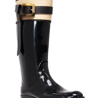 Burberry Wallwood Buckle Rain Boots | Bloomingdales's