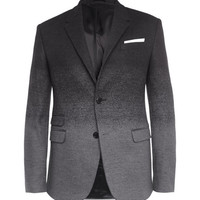 Neil Barrett - Grey Slim-Fit Dégradé Wool-Blend Suit Jacket | MR PORTER