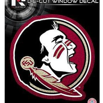 "Florida State Seminoles NEW LOGO FSU 5"" Vinyl Die Cut Decal Sticker University"