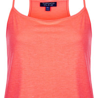 Fluorescent Crop Cami Top