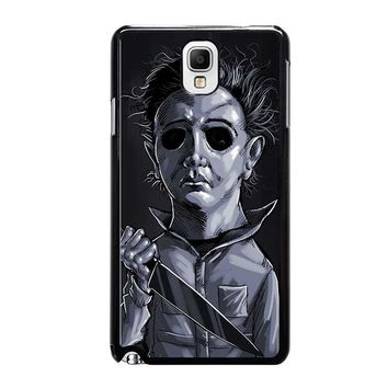 MICHAEL MYERS HALLOWEEN ART Samsung Galaxy Note 3 Case Cover
