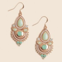 Foreign Palaces Jeweled Earrings