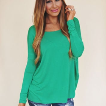 Piko Tunic- Green