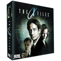 The X-Files: The Board Game - Tabletop Haven