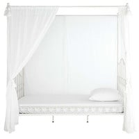 Child's canopy bed Eglantine