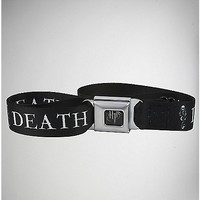 Harry Potter Death Eater Seatbelt - Spencer's