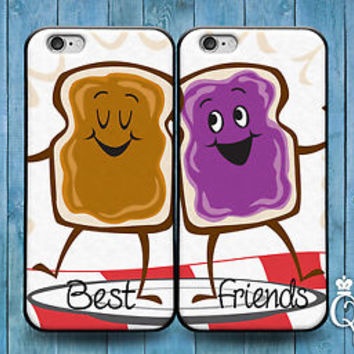 Funny Bff Best Friend Peanut Butter Jelly From Queenofthecase On