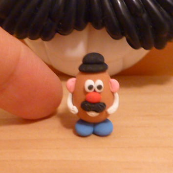 Miniature Dollhouse Mr. Potato Head