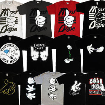 Mickey Hands MENS SHIRTS - Disney Drake Mac Miller Most Dope California Hip Hop