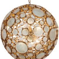 Fascination Six Light Orb Pendant