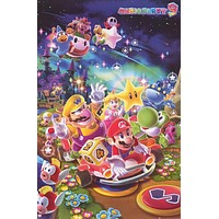 Mario Party 9 Video Game Poster 22x34