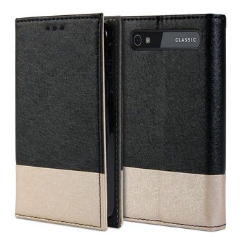 Wallet Case Clip for Blackberry Q20 Classic