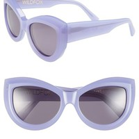 Wildfox 'Kitten' 56mm Sunglasses