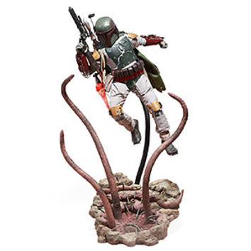Star Wars Episode VI Boba Fett - Sixth Scale Figure (Deluxe Version)