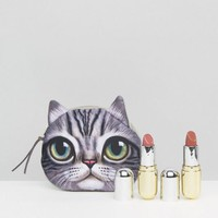 Winky Lux ASOS Exclusive Lipstick Duo & FREE Cat Pouch at asos.com