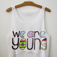 WE.ARE.YOUNG. tank