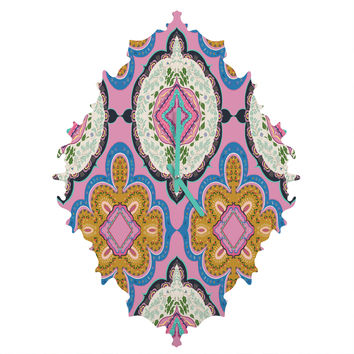 Pimlada Phuapradit Mirror Tiles Baroque Clock