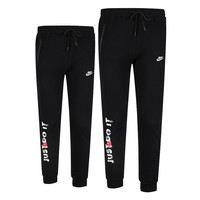 NIKE Woman Men Fashion Cashmere Pants Trousers Sportswear