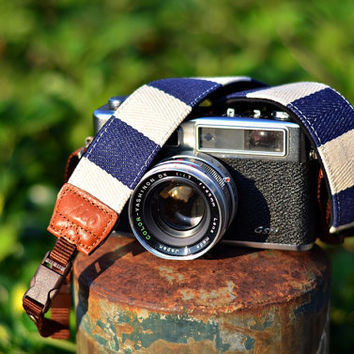 Blueie Camera Strap suits for DSLR / SLR with Quick by iMoShop