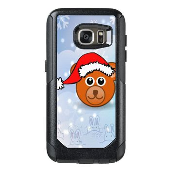 Christmas Bear OtterBox Samsung Galaxy S7 Case