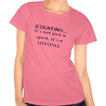 Eventing Lifestyle T-shirt