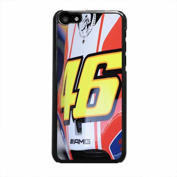 valentino rossi 46 iphone 5c 5 5s 4 4s 6 6s plus cases