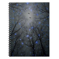 Stars Makes Me Dream Notebook