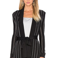 X by NBD Cassandra Cardigan in Black | REVOLVE