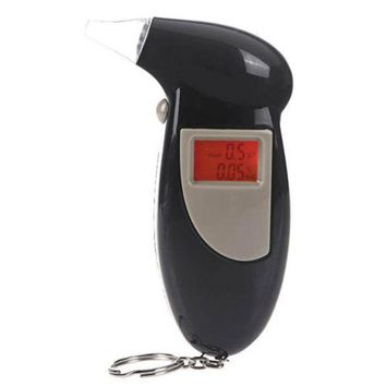Digital Breath Alcohol Tester LCD Breathalyzer