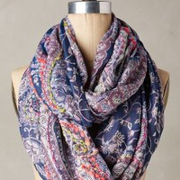Darjeeling Infinity Scarf by Anthropologie