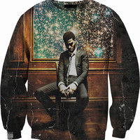 Kid Cudi 1080p HD Crewneck Sweatshirt 2