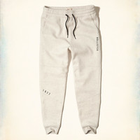 Guys Hollister Fleece Jogger Pants | Guys Bottoms | HollisterCo.com