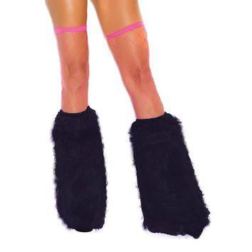 EM2427 Furry Boot Covers