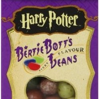 Harry Potter Bertie Botts Every Flavour Jelly Beans 2 Boxes:Amazon:Grocery & Gourmet Food
