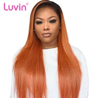 360 Lace Frontal Wigs For Women Black Pre Plucked With Baby Hair Straight Peruvian Remy Hair Human Hair Lace Front Wigs