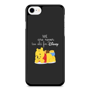 Winnie The Pooh 2 iPhone 8 Case