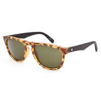 Electric Leadfoot Matte Spotted Tortoise Sunglasses Tortoise One Size For Men 26832440101