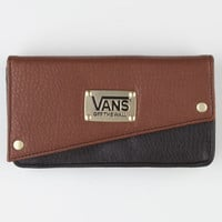 Vans Harlem Wallet Black Combo One Size For Women 22271214901