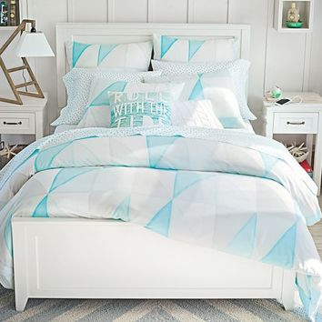 Kelly Slater Organic Cloudbreak Duvet Cover + Sham