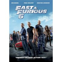 Fast & Furious 6 (Widescreen)