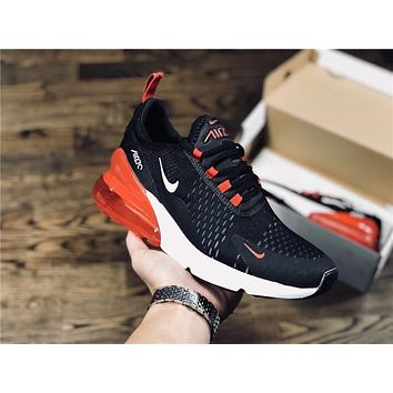 Original NIKE Air Max 270 black shoes
