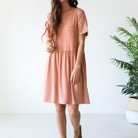 Siena Rose Dress - Luca + Grae